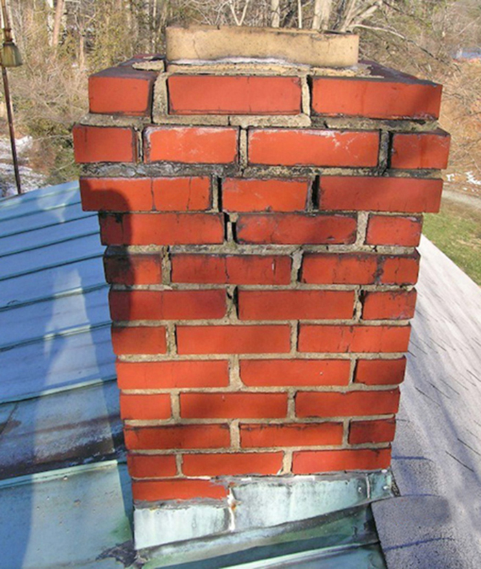 Tuckpointing roof repairs in richmond va