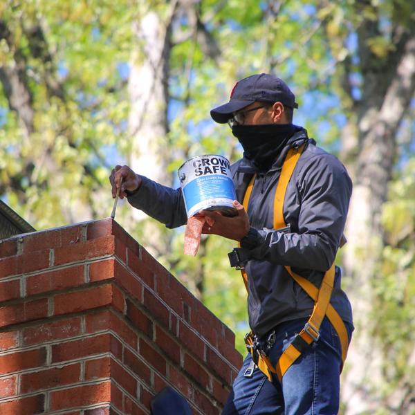 Richmond va chimney repair pros